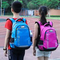 小学生书包减负护脊6-12周岁儿童背包