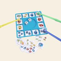 儿童益智类玩具水果吸吸乐亲子互动游戏专注力训练脑力大作战