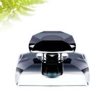 正品 汽车香水瓶 车载 车用水晶香水座汽车饰品