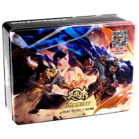 英雄杀卡牌 铁盒卡牌全套 典藏版4 西施张三丰动态皮肤 可塑封HW
