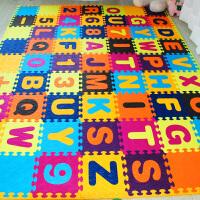 爬行垫儿童加厚爬行垫宝宝环保爬爬垫数字字母拼图泡沫地垫