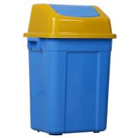 户外垃圾桶大号加厚240升塑料垃圾箱环卫室外120L带盖小区垃圾桶