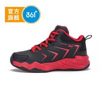 【新春2.5折价:74.7】361度童鞋 男童篮球鞋 秋季男童运动鞋儿童篮球鞋K71811105