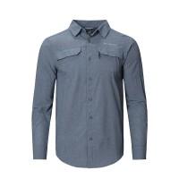 G 哥伦比亚(Columbia) 男款2019春夏新品 户外休闲速干衣清凉长袖衬衫AE1579