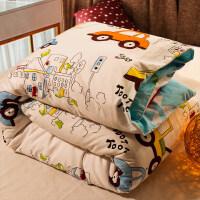 【支持礼品卡】儿童被子幼儿园被四季通用春秋纯棉宝宝被芯棉被秋冬午睡小被子1yq