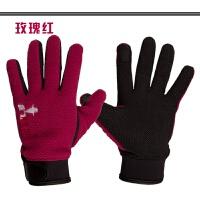运动触屏手套男健身女单车锻炼训练哑铃单杠器械防滑耐磨保暖护腕