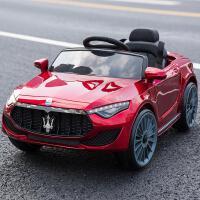 婴电动车四轮1-3带遥控小孩4-5岁汽车男宝宝可坐人玩具车