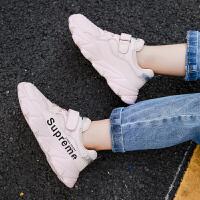 女童鞋子时尚运动鞋透气儿童秋鞋老爹鞋