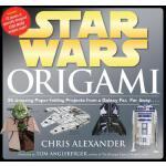 【预订】Star Wars Origami: 36 Amazing Paper-Folding Projects fr