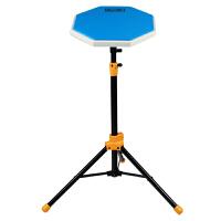 12寸哑鼓垫R1电子节拍器套装初学入门架子鼓练习打击板
