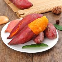 【章贡馆】赣南特产 农家现挖红薯甜蜜薯新鲜蔬菜地瓜5斤装包邮