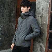 2017新款冬季加厚男士韩版修身短款青年棉袄帅气棉衣冬装外套