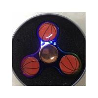 指尖陀螺NBA杯减压玩具陀螺电镀创意陀螺