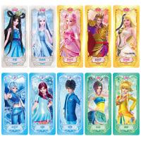 叶罗丽精灵梦卡片公主战士齐娜收藏册 女孩儿童娃娃卡牌玩具全套