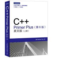 C++ Primer Plus(第6版)英文版(上下册) 9787115381118