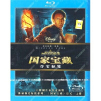 国家宝藏:夺宝秘籍(蓝光碟 BD) National Treasure 2