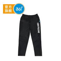 【到手价:65.7】361度童装男童裤子儿童梭织长裤春季儿童裤子K51812751
