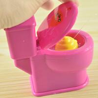 儿童玩具整蛊创意礼物古怪小玩意恶搞整人喷水马桶
