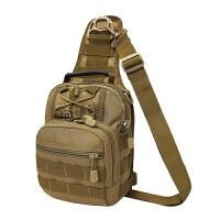 多功能户外运动战术军迷背包胸包骑行男单肩包斜挎包女休闲包