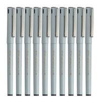 日本斑马正品水笔BE100 签字笔走珠墨水笔0.5MM全针管