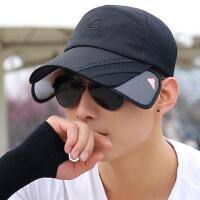 帽子男韩版时尚棒球帽鸭舌帽女休闲百搭太阳帽遮阳帽