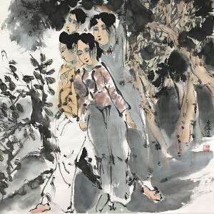 崔进(人物)中国美术家协会会员、国家二级美术师、南京书画院专职画家