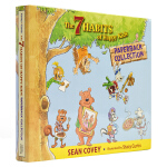 The 7 Habits of Happy Kids Collection 快乐儿童的7个习惯 7册 儿童英语情商培养