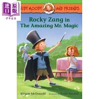 【中商原版】稀奇古怪小朱迪 张洛奇的到来 Judy Moody and Friends Rocky Zang in Th
