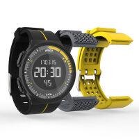 户外手表男女W500智能电子手表套装学生跑步游泳运动防水