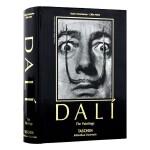 【现货正版包邮】Dali 达利 TASCHEN 原版进口 艺术绘画大师作品 画集画册 超现实主义