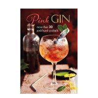 Pink Gin 粉色杜松子酒:30多种粉色鸡尾酒 琴酒金酒烈酒 英文原版饮酒调酒指南