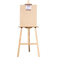 画板画架套装4k绘画写生素描画板支架式实木木制油画架