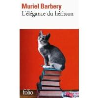 【法语原版】刺猬的优雅 L'élégance du hérisson 进口法语书