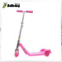 Jdbug捷弟巴客TC02cn贝比儿童三轮滑板车童车玩具粉蓝