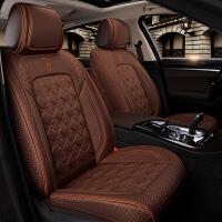 四季垫 高档汽车棉麻布衣纤维材质材料 汽车坐垫套 四季座垫 通用坐垫 全包围汽车坐垫