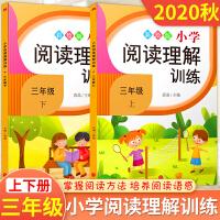 三年级阅读理解训练 语文 人教版 三年级上册+下册小学生阅读训练