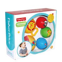 婴儿手抓球3-6-12个月宝宝训练球皮球按摩球捏捏球玩具球套装