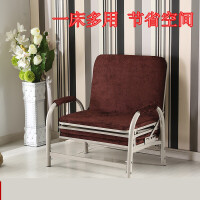 躺椅单人折叠床双人简易床午睡两用沙发床办公室午休床医院陪护床