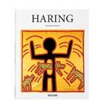 【Basic Art 2.0】HARING 凯斯哈林Keith Haring 美国街头涂鸦 波普流行艺术 Tasche