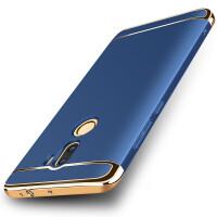 【送钢化膜】三合一手机电镀硬壳保护套 小米 5S/小米5S plus/note 2/小米6/6 plus/小米5X/A