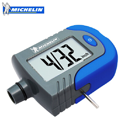 【支持礼品卡支付】米其林 高精度数显胎压计 汽车胎压监测胎压表 轮胎气压表测压器