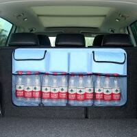 SUV汽车后备箱网兜置物袋多功能座椅背收纳袋车用挂袋车载储物袋