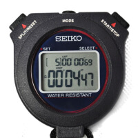 定尔志/ ULTRAK 电子秒表 大字体大屏幕防水运动 计时器S2358P1