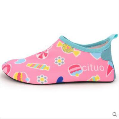 儿童沙滩鞋游泳潜水袜ins同款宝宝浮潜鞋涉水溯溪防滑贴肤鞋 品质保证 售后无忧