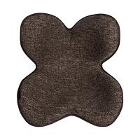【网易CEO丁磊推荐】MTG 矫正舒缓护腰脊椎美臀坐垫 深棕色 防止驼背