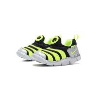 NIKE耐克男童女童休闲鞋2019新款毛毛虫轻便舒适婴童跑步运动鞋CI1186