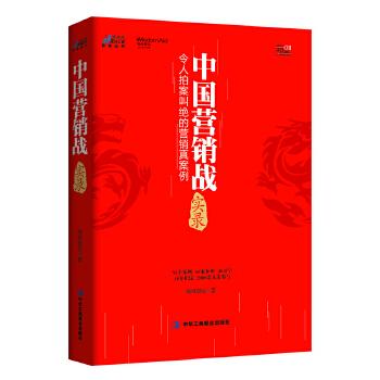 中国营销战实录:令人拍案叫绝的营销真案例(pdf+txt+epub+azw3+mobi电子书在线阅读下载)