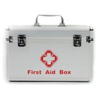 户外 多层户外商用车用工地急救箱医药箱户外医疗急救包应急药箱应急包 户外