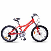 儿童山地自行车减震男女学生单车变速折叠车便携迷你铝合金山地车