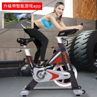 动感单车商用运动自行车健身器材静音家用室内单车脚踏车健身车